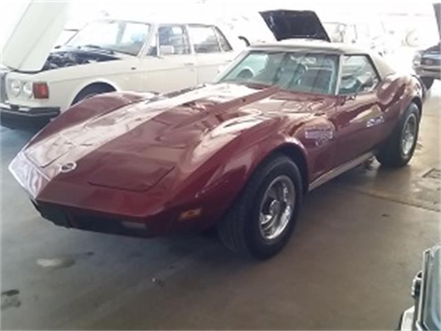 1974 Chevrolet Corvette | 771855