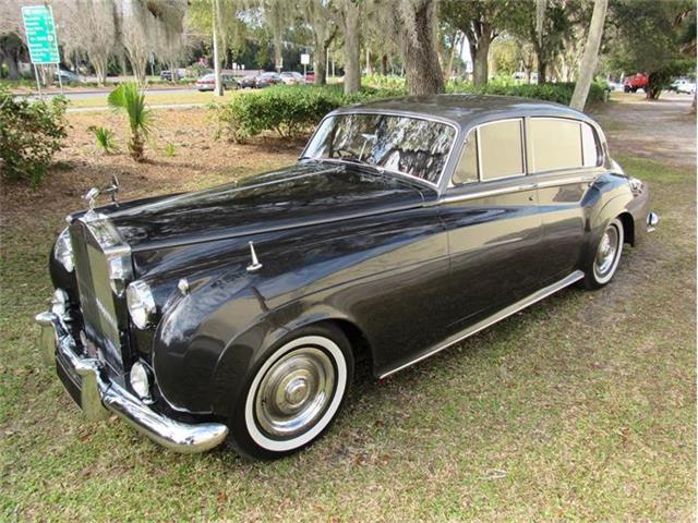 1960 Rolls-Royce Silver Cloud II | 771857