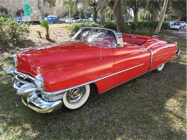 1953 Cadillac Eldorado | 771860