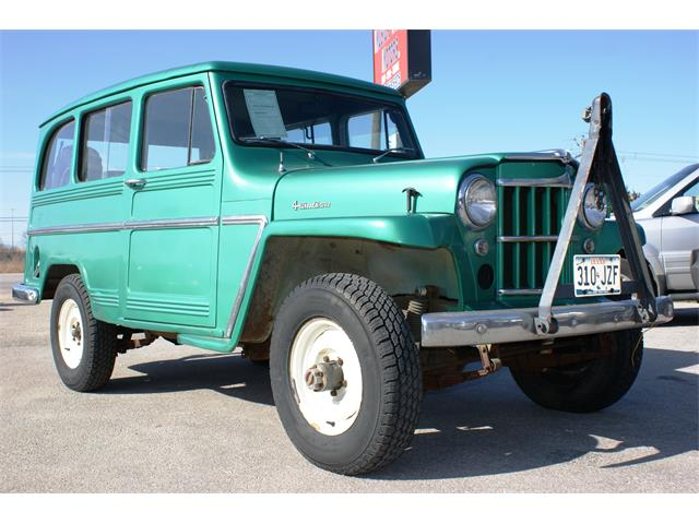 1961 Jeep Willys | 771873