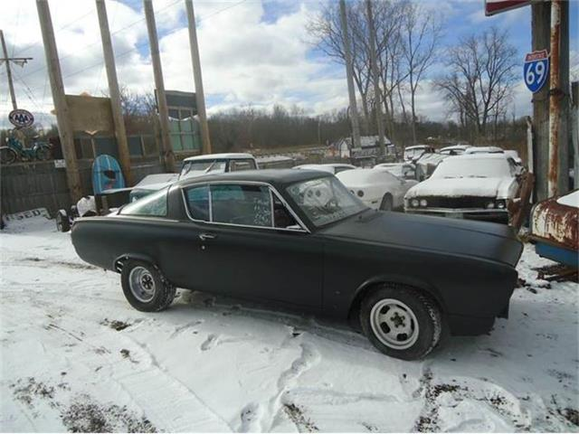 1965 Plymouth Barracuda | 771901