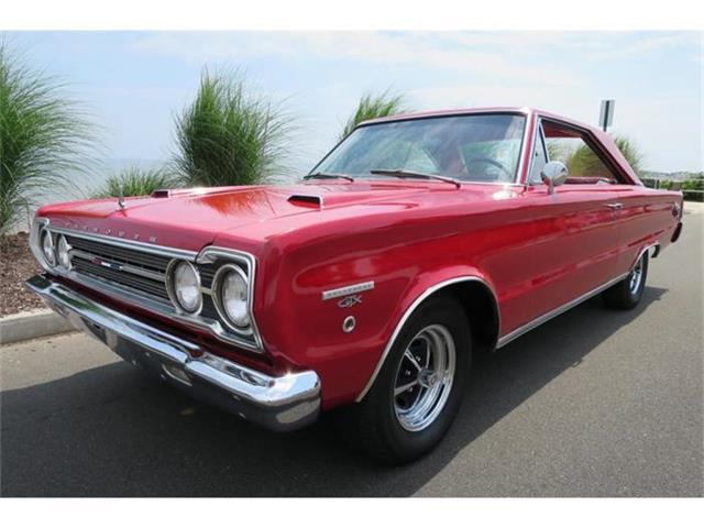 1967 Plymouth GTX | 771910