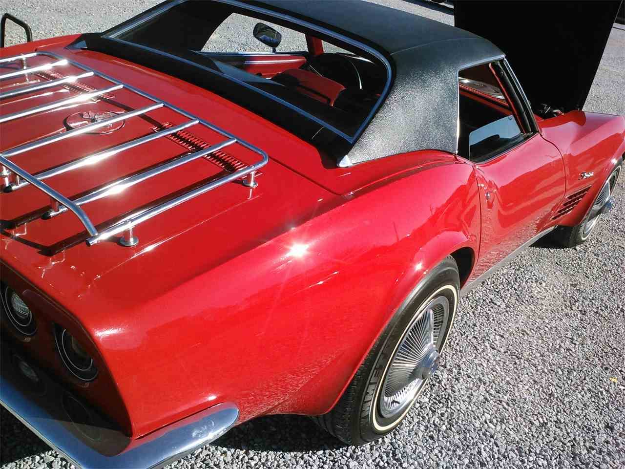 1972 chevrolet corvette stingray for sale cc 771950. Black Bedroom Furniture Sets. Home Design Ideas