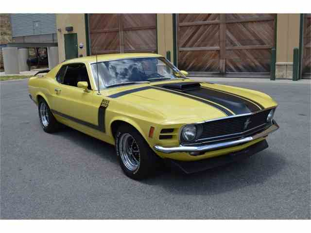 1970 Ford Mustang Boss 302 | 771982