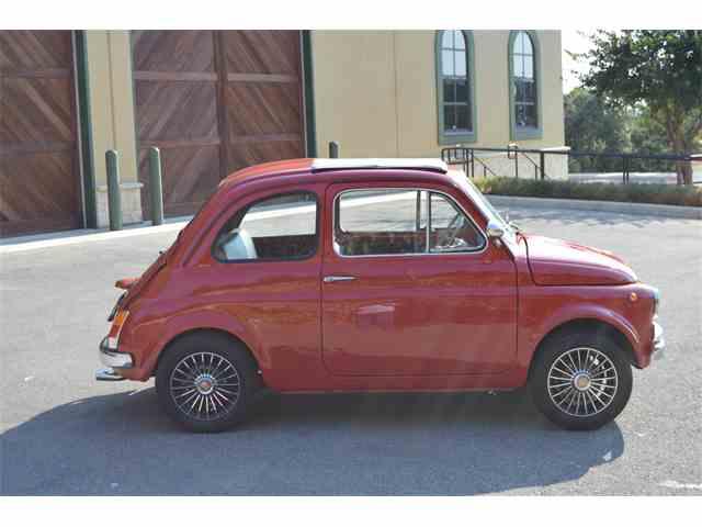 1970 Fiat CINQUECENTO | 771988