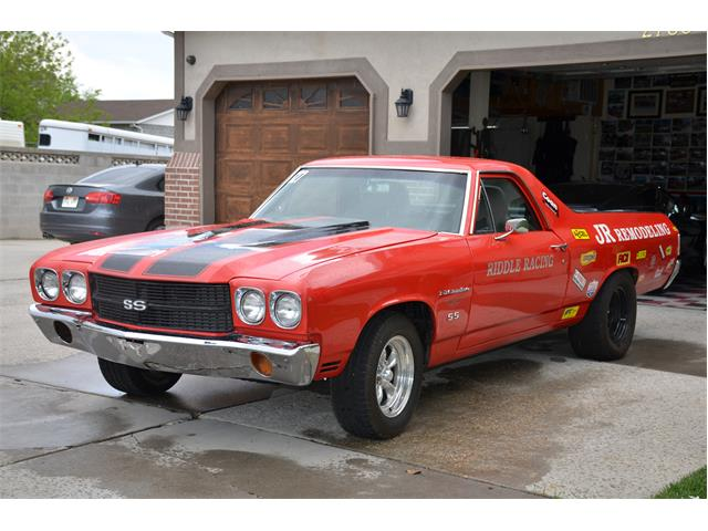 1970 Chevrolet El Camino SS | 771992