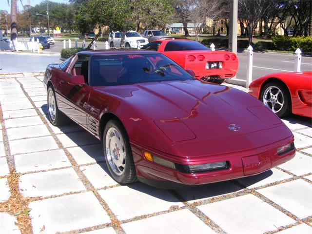 1993 Chevrolet Corvette | 772052