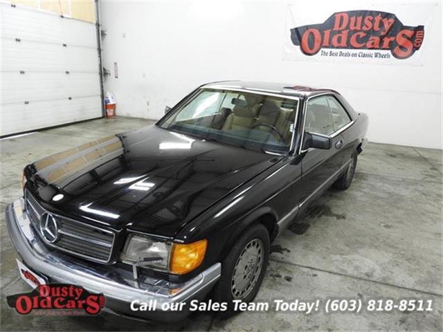 1989 Mercedes-Benz 560SEC   772108