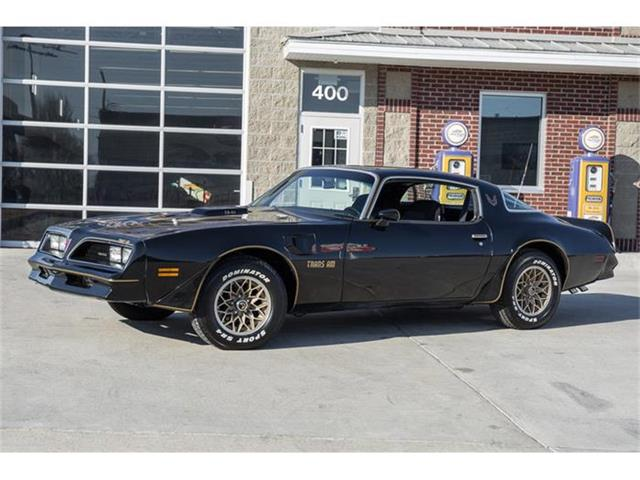 1978 Pontiac Firebird Trans Am | 772118
