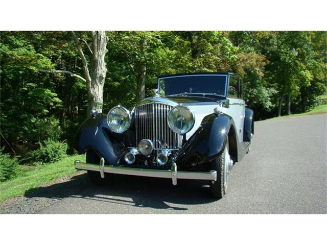 1937 Bentley 4-1/4 Litre | 772145