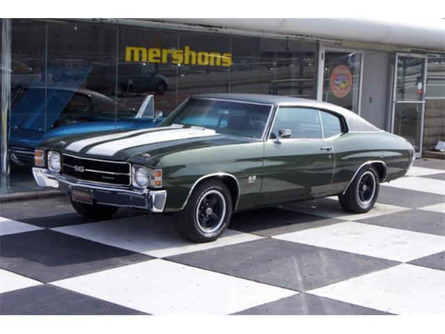 1971 Chevrolet Chevelle SS | 772149
