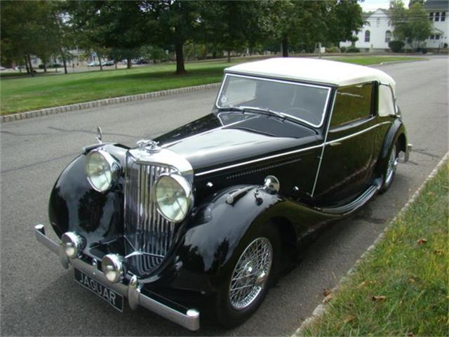 1948 Jaguar Mark IV | 772153