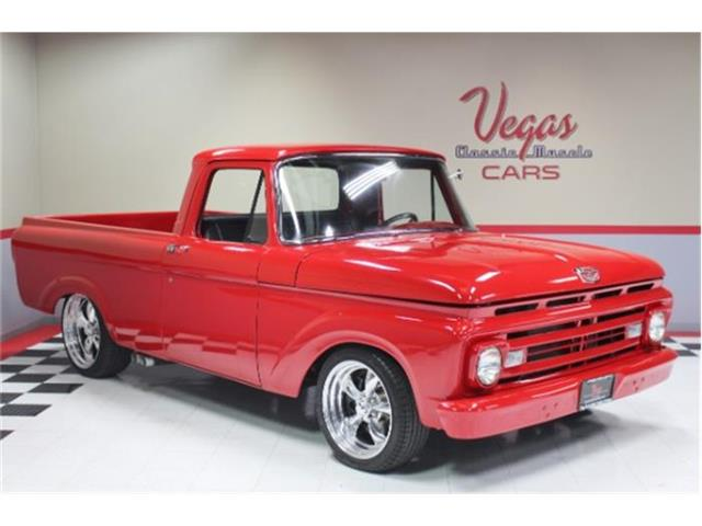 1961 Ford F100 | 772154