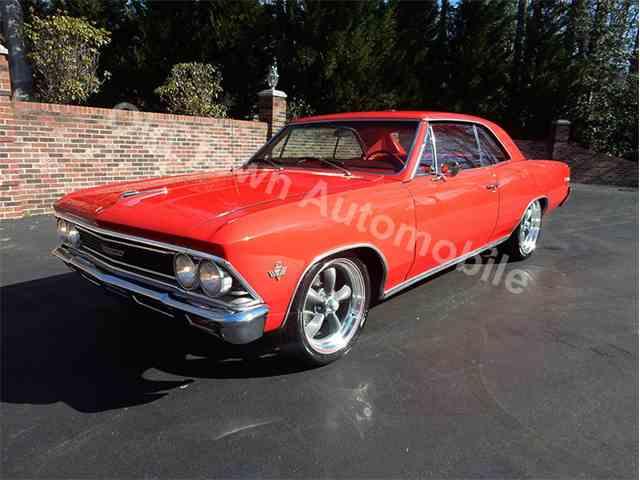 1966 Chevrolet Chevelle | 772165