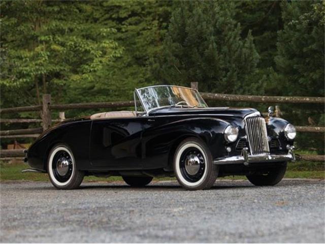1954 Sunbeam Alpine Mark I | 772175