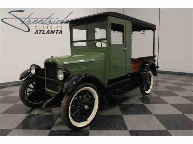 1926 Chevrolet Canopy Express Truck | 772196