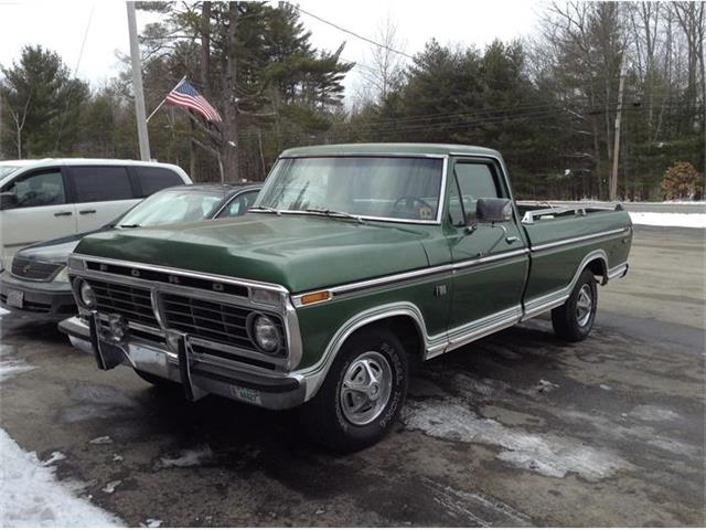 1974 Ford F100 | 772223