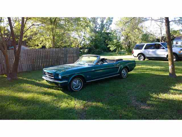 1965 Ford Mustang | 772229