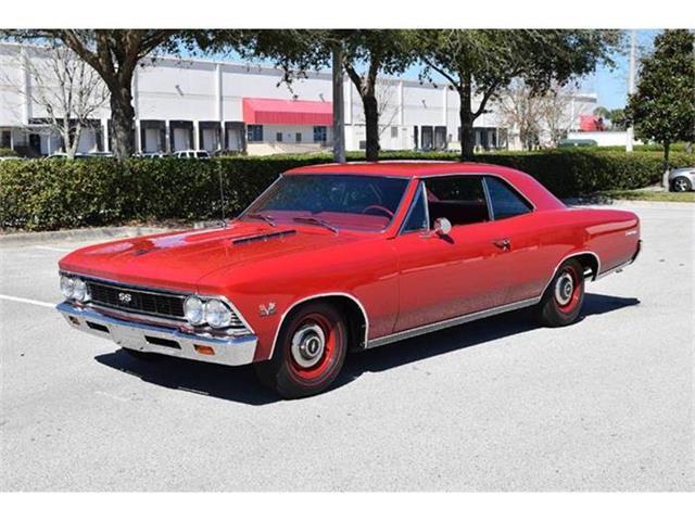 1966 Chevrolet Chevelle | 772243