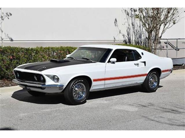 1969 Ford Mustang | 772246