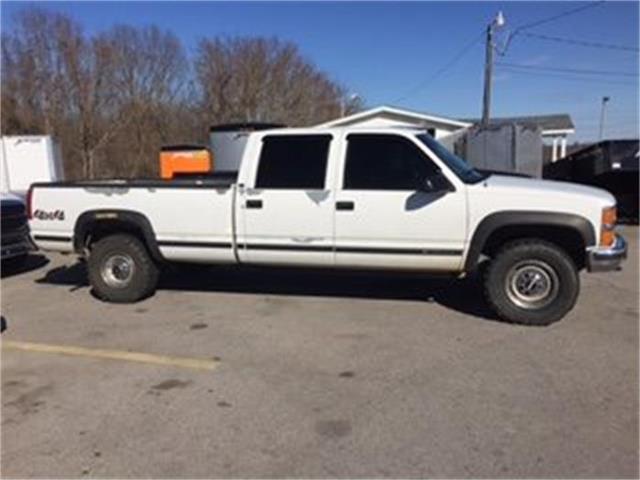 1999 Chevrolet C/K3500 Classic   772284