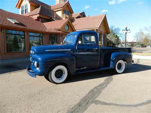 1951 Ford F1 | 772303