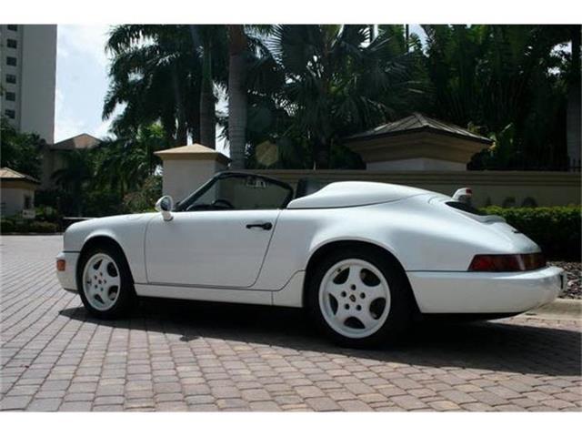 1994 Porsche 911 Speedster | 772313