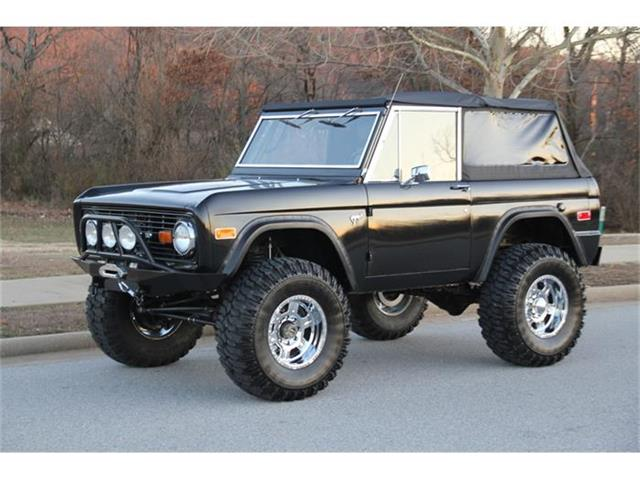 1975 Ford Bronco | 772367