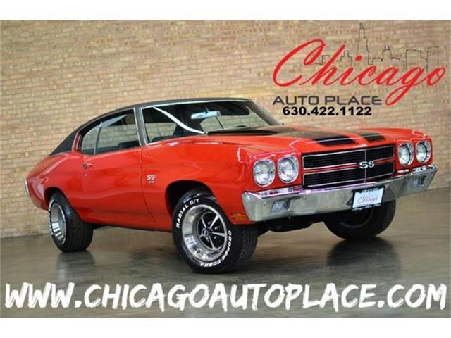 1970 Chevrolet Chevelle SS | 772372