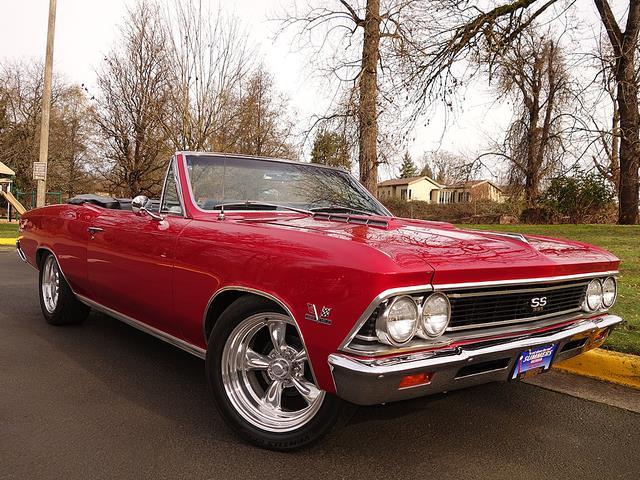 1966 Chevrolet Chevelle SS | 770241