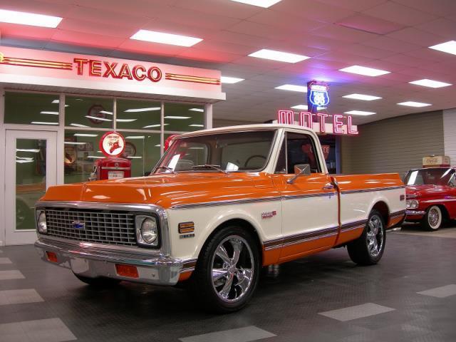 1971 Chevrolet C/K 10 | 772432