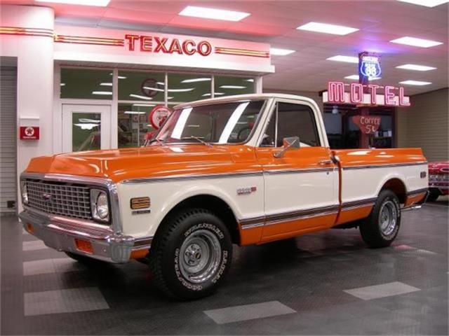 1971 Chevrolet C/K 10   772432