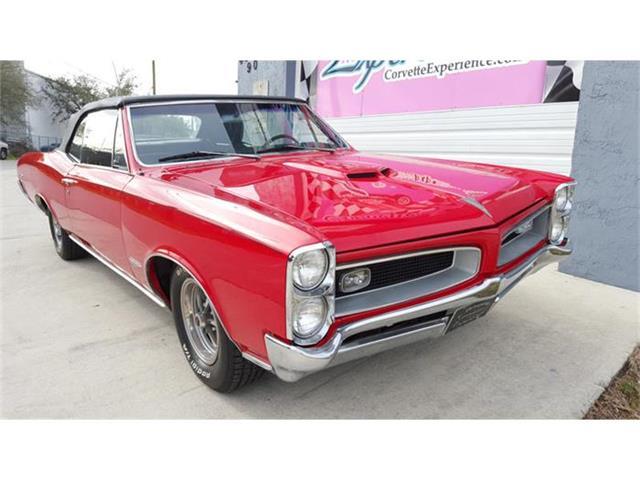 1966 Pontiac GTO | 772496