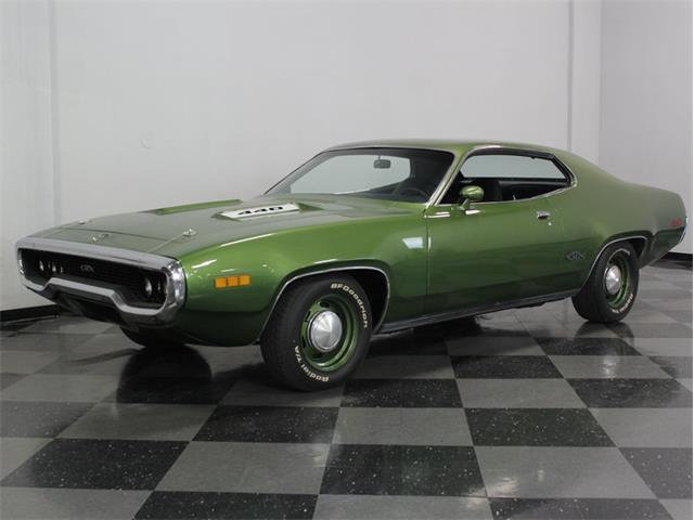 1971 Plymouth GTX | 772541