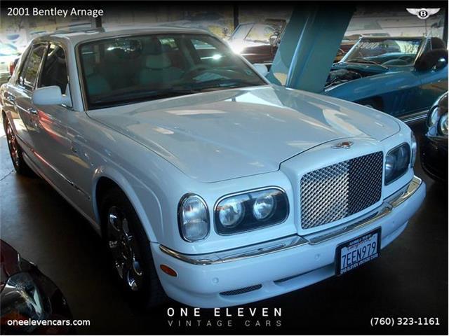 2001 Bentley Arnage | 772544