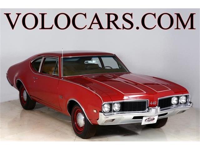 1969 Oldsmobile 442 | 772556