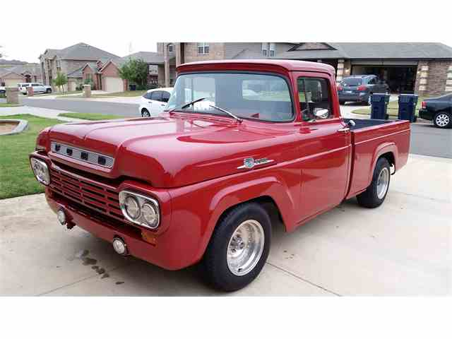 1959 Ford F100 | 772557