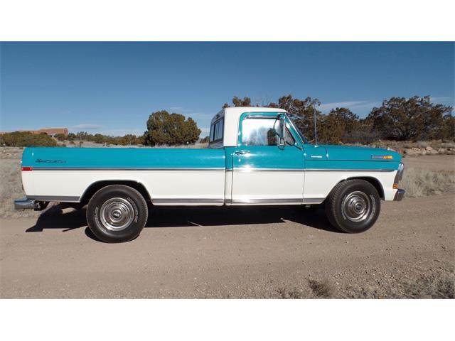 1972 Ford F250   772579