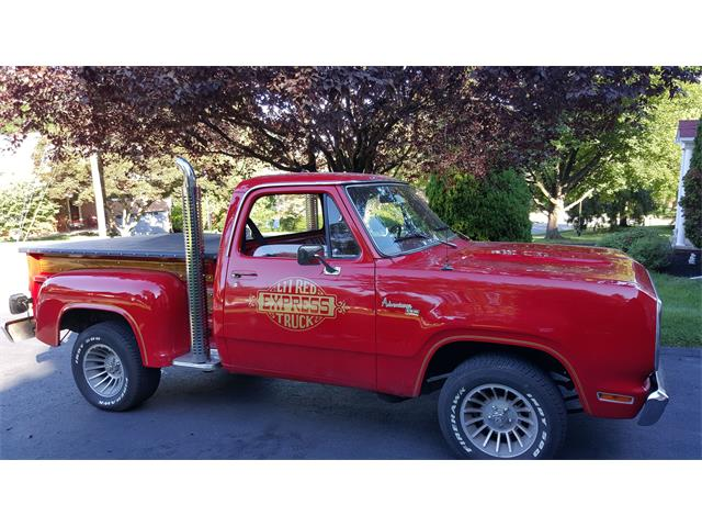 1978 Dodge Little Red Express | 772581