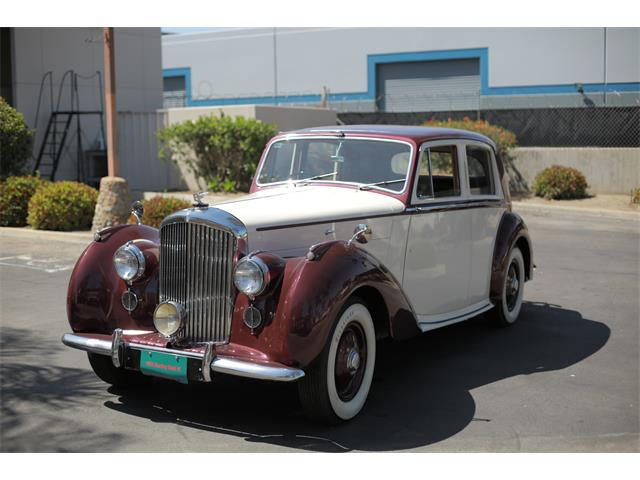 1951 Bentley Mark VI | 772595