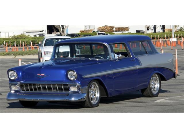 1956 Chevrolet Nomad | 772598
