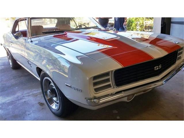 1969 Chevrolet Camaro SS | 772609