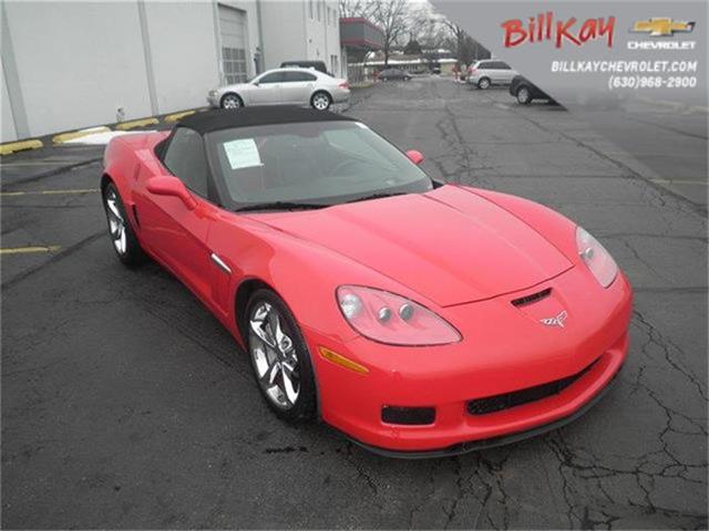 2011 Chevrolet Corvette | 772616