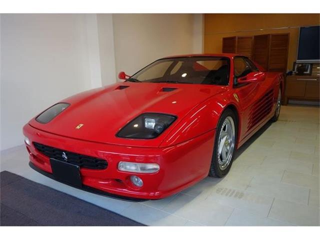 1995 Ferrari 512M Testarossa | 772631