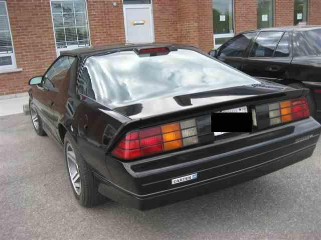 1986 Chevrolet Camaro IROC-Z | 772650