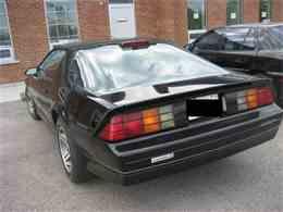 1986 Chevrolet Camaro IROC-Z for Sale - CC-772650