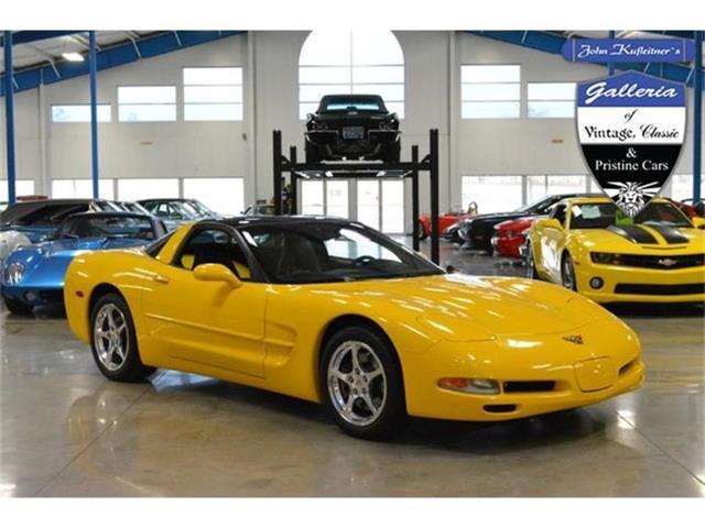 2002 Chevrolet Corvette | 772656