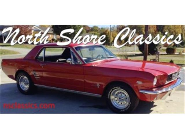1966 Ford Mustang | 770269