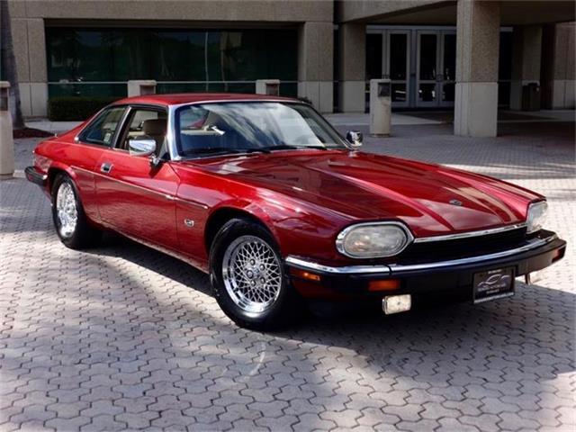 1993 Jaguar XJS | 772695