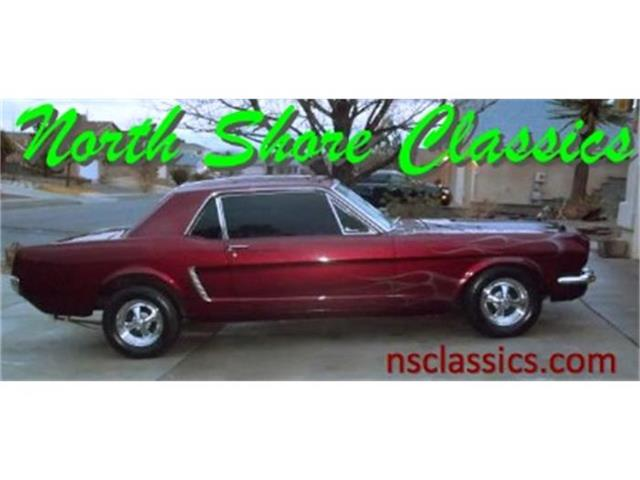 1965 Ford Mustang | 770270